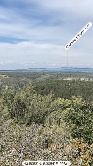 vue sur Luberon