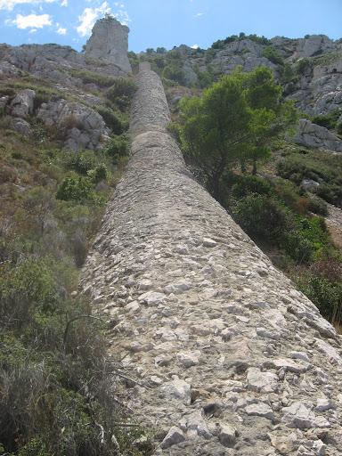 Le sommet du b ouveyre par la chemin e rampante randomania for Construire une lucarne rampante