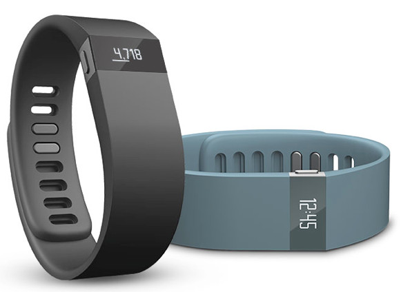 Die Fitbit Force als Fitness Tracker (Bild: Fitbit).