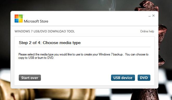 Windows 8 USB-Stick