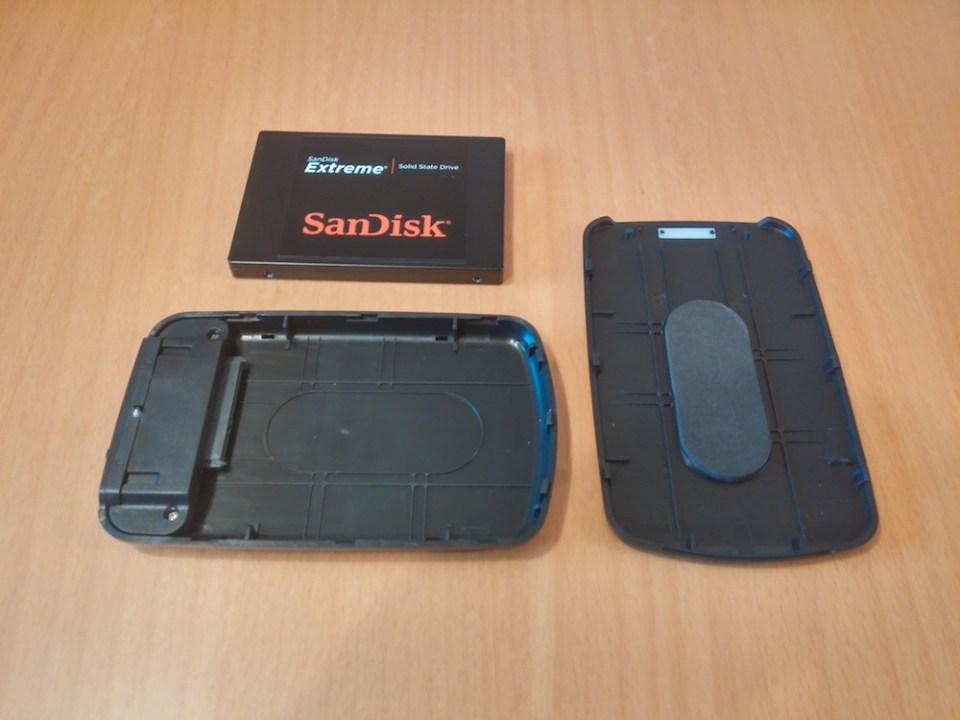externe SSD USB 3.0 Festplatte
