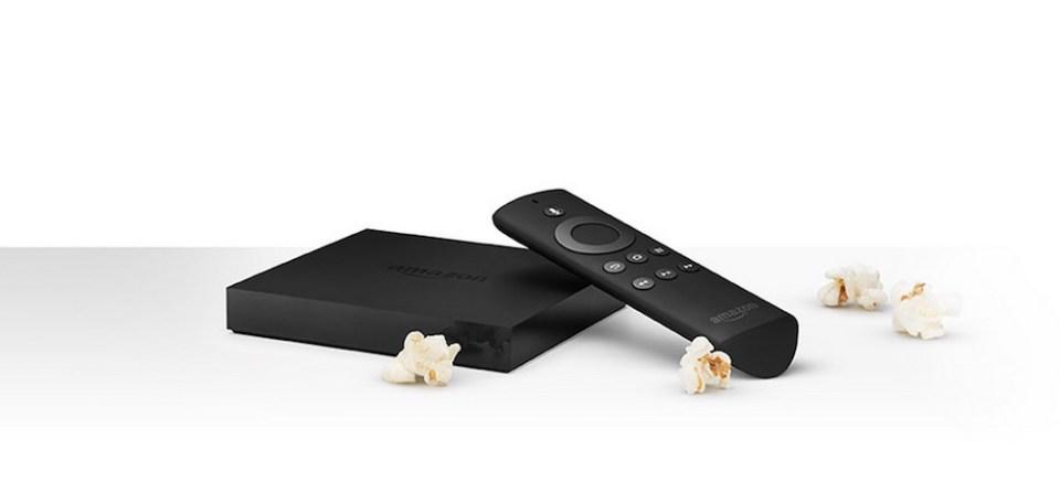 Die Streaming-Box von Amazon (Bild: Amazon.de)