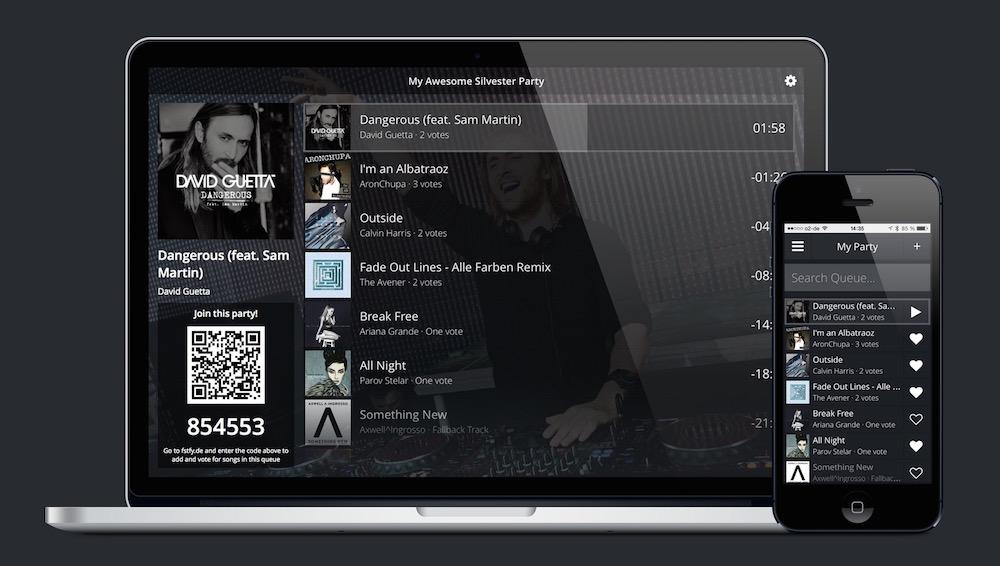 Spotify Party App