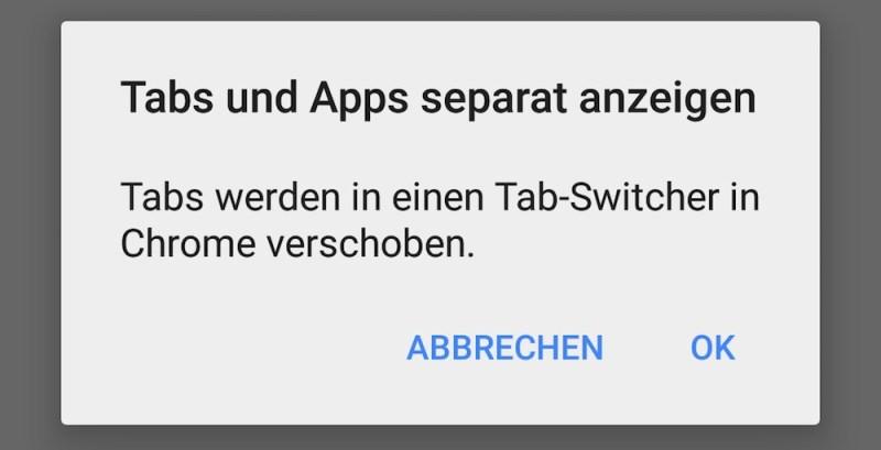 Android Chrome Nachrichten Deaktivieren