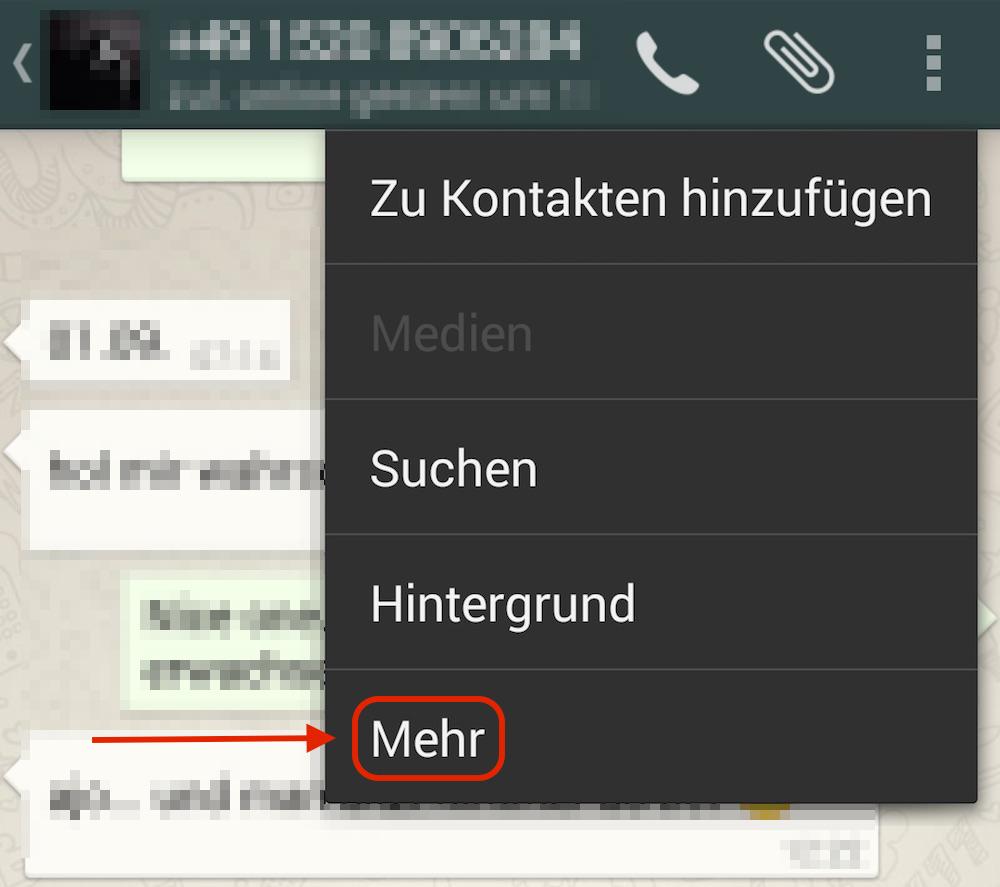 Whatsapp Blockiert Bild