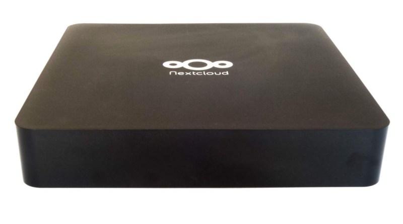 Die Nextcloud Box ist ein Bausatz für die private Cloud