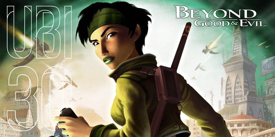 Beyond Good & Evil als kostenloser Download bei Ubisoft