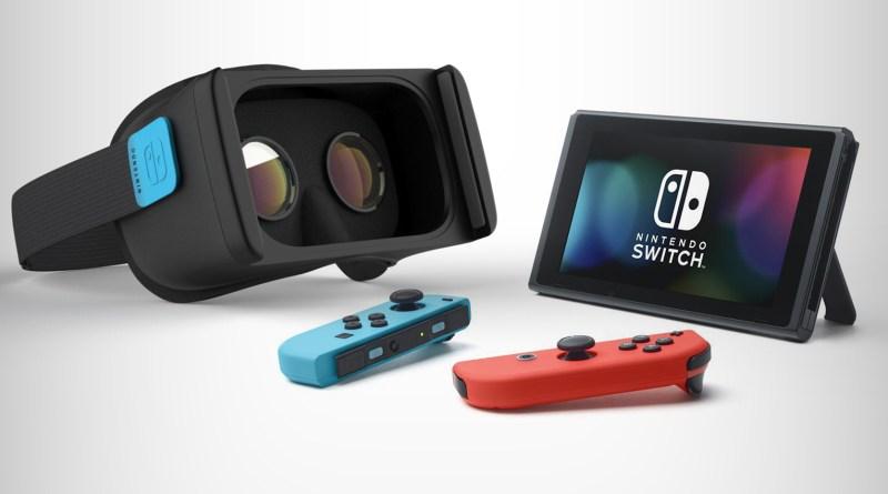 Nintendo Switch VR