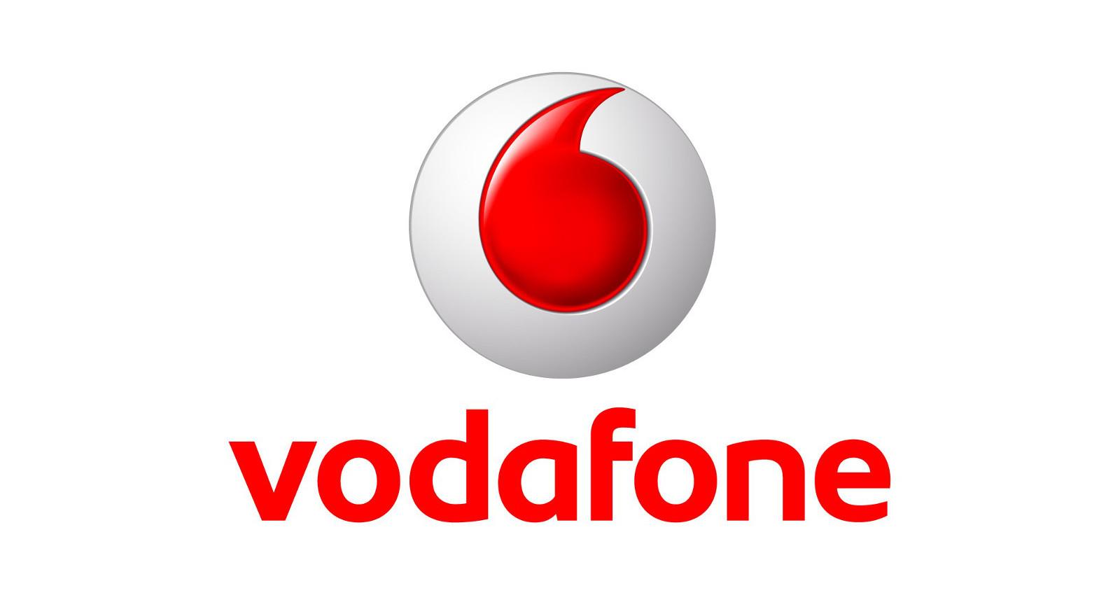Das Vodafone Logo