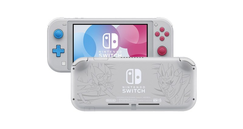 Nintendo Switch Light Pokemon