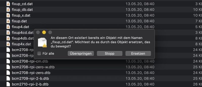 Raspberry Pi OS von USB booten