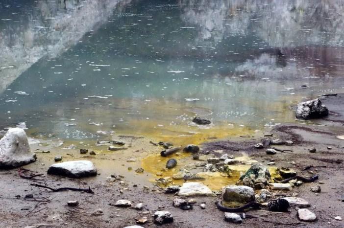 Wai-o-tapu Thermal Park