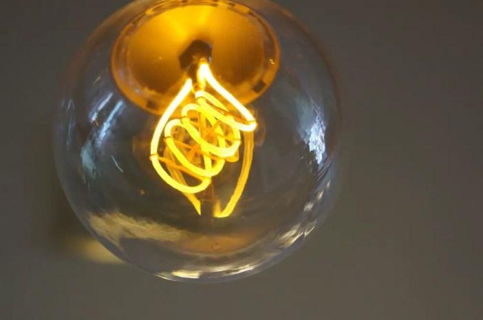 Lamp Light detail