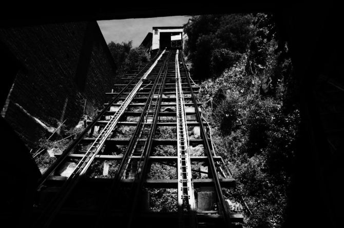Valparaíso - Funicular