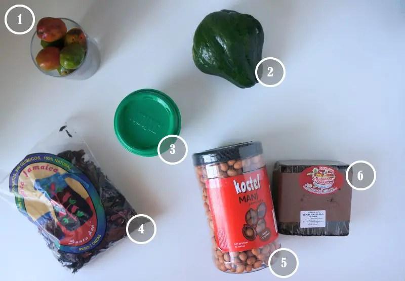 6 coisas interessantes que comprei num supermercado guatemalteco