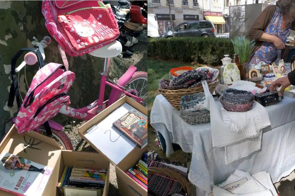 Fleamarket Porto - artigos à venda