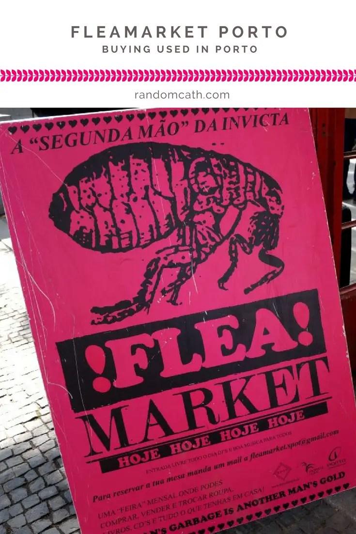 Buying used in Porto - Fleamarket