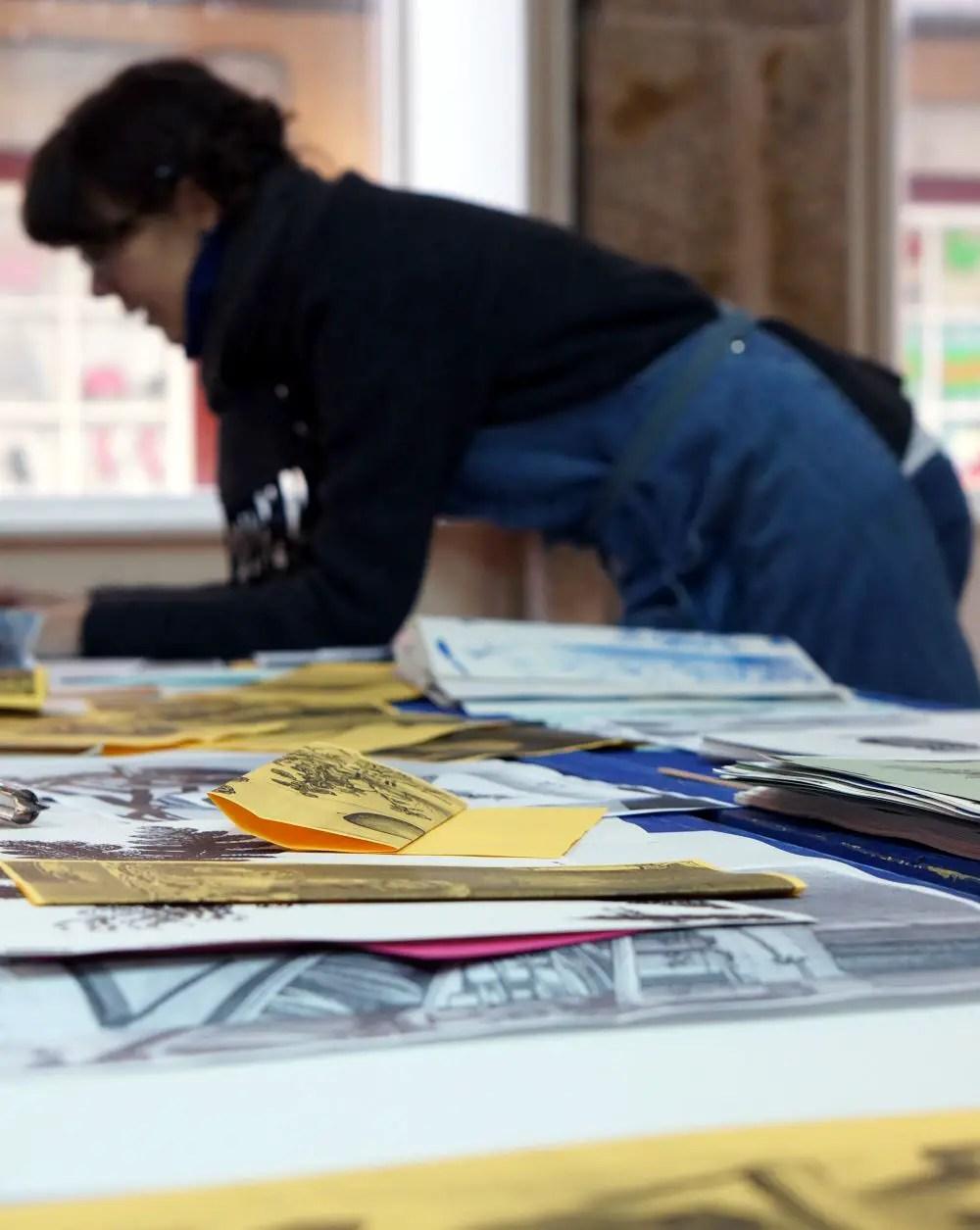 Dia Nacional dos Centros Históricos – Workshop de Ilustração