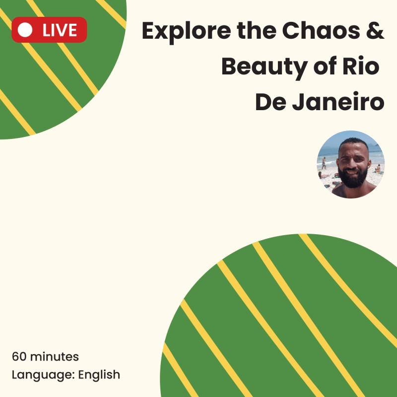 live in Rio de Janeiro