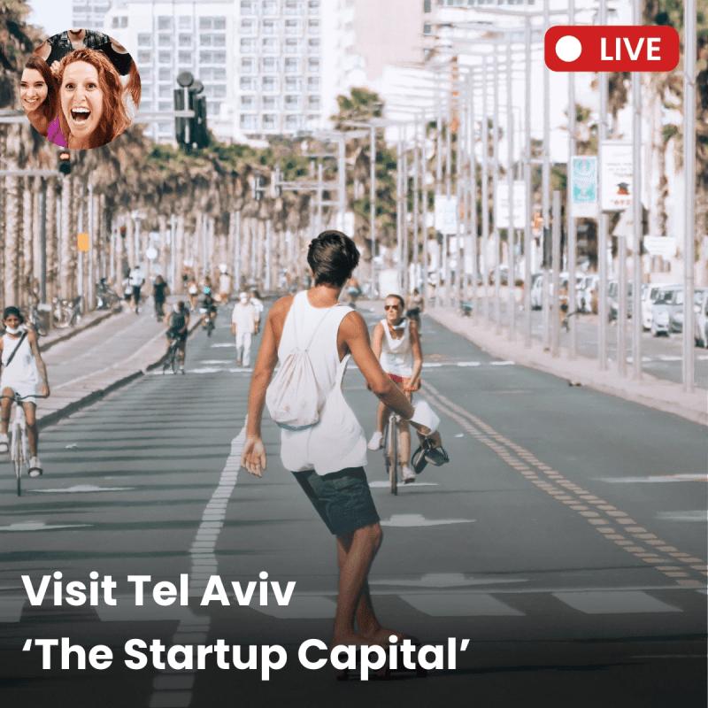 virtual visit tel aviv