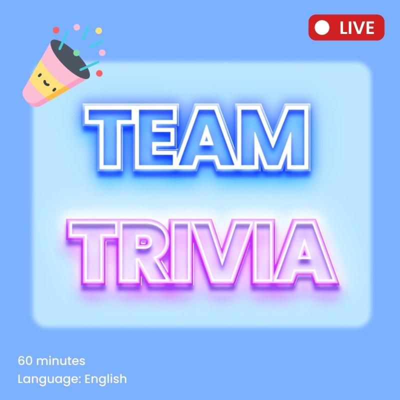 Team Building Trivia