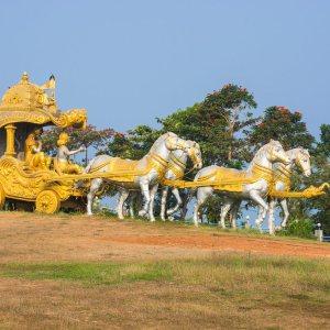 Murudeshwar Temple Campus