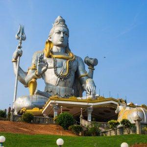 Lord Shiva - Murudeshwar Temple