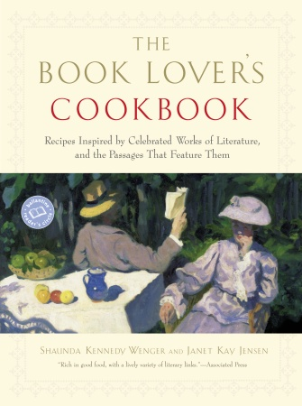 The book lovers cookbook