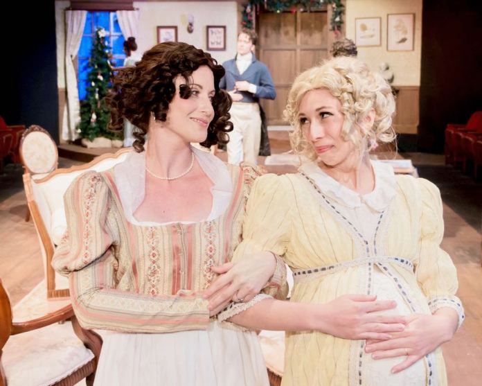 Miss Bennet: Christmas at Pemberley a Fine Sequel to Pride and Prejudice