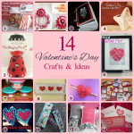 14 Valentine's Day Crafts and Ideas