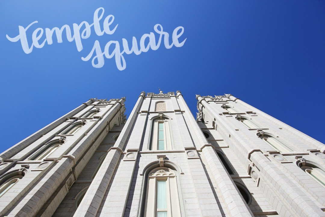 Temple Square Utah Photography and Tips - www.randomolive.com