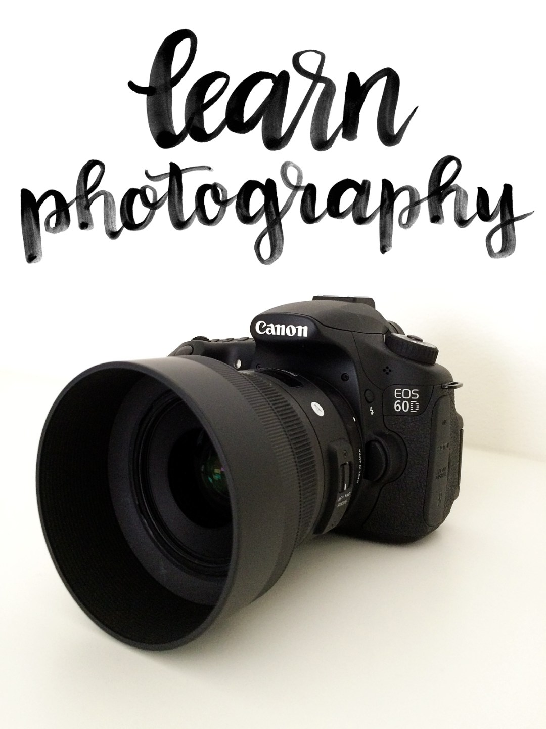 Resources for Learning Photography - www.randomolive.com