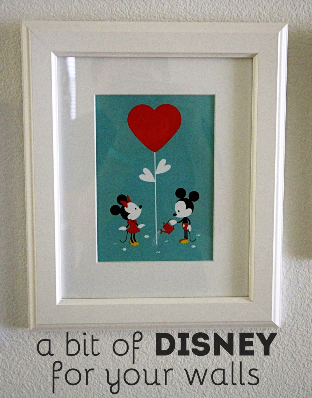Disney Love - www.randomolive.com