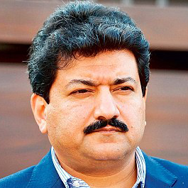 Hamid Mir Journalist