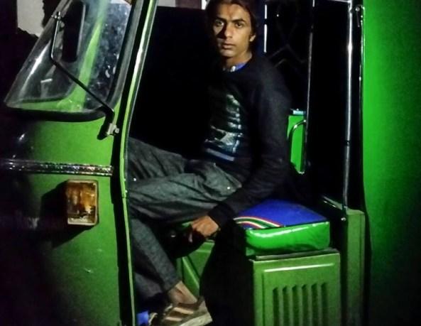 Story of a transgender Rickshaw Driver