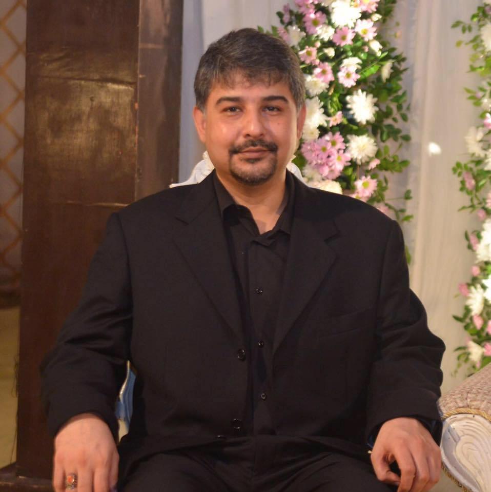 Syed Ali Raza Abidi Killed | CCTV footage