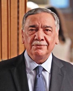 Asif Saeed Khosa Biography