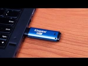 Kingston's DataTraveler Vault Privacy 3.0