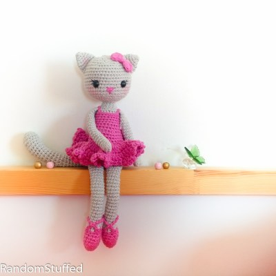 חתולה רקדנית – הוראות סריגה