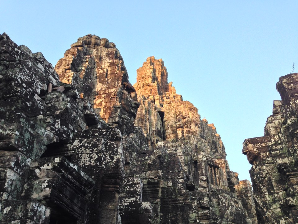 Sunrise at Angkor Thom