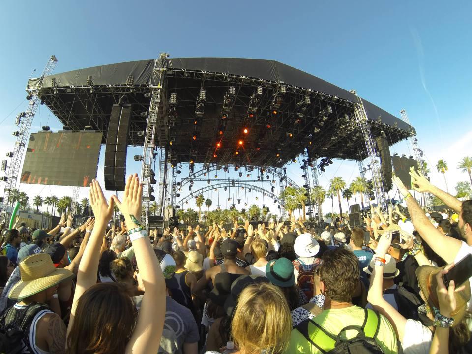 Raekwon and Ghostface Killah at Coachella 2015