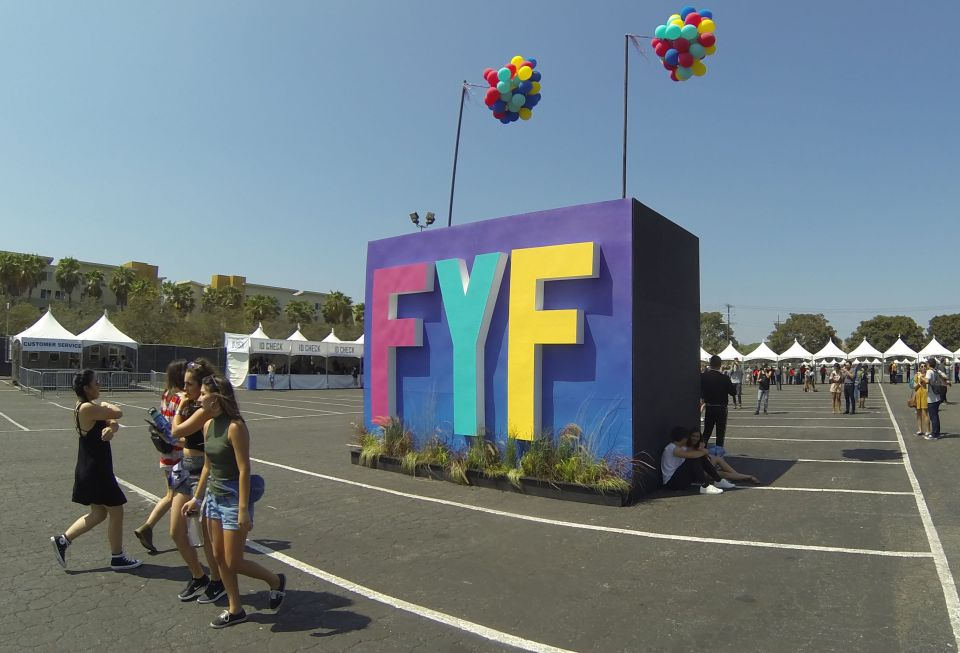 Welcome to FYF 2015