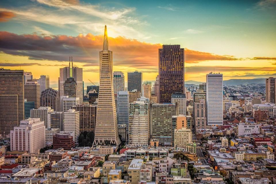 SF Financial District
