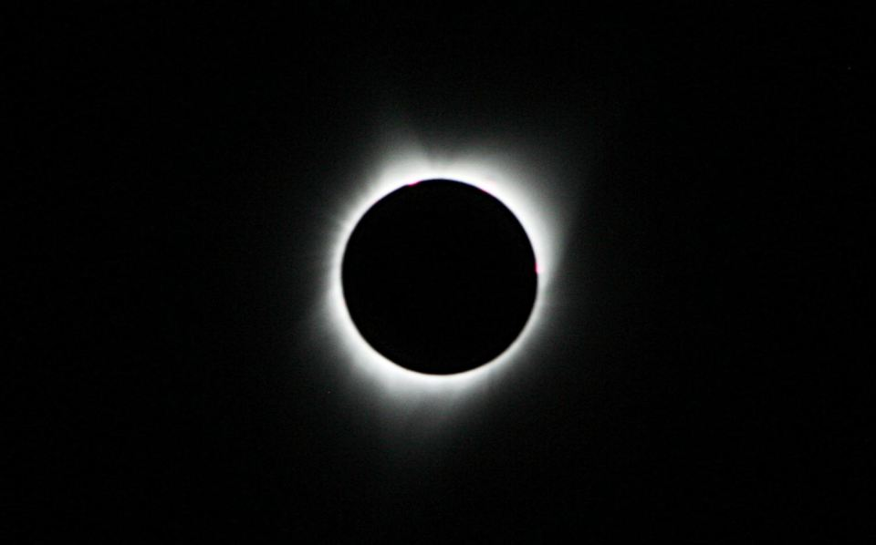 2017 Solar Eclipse Oregon