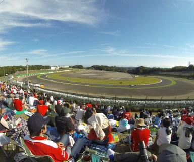 Spoon Corner Japanese Grand Prix Formula 1