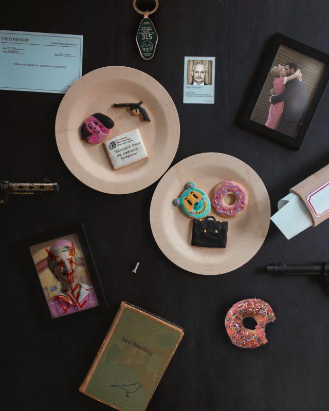 umbrella academy sugar cookies
