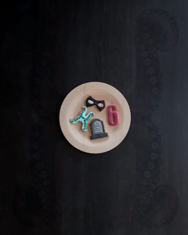 umbrella academy sugar cookies