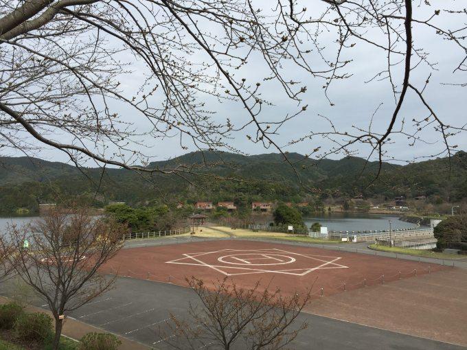 伊佐ノ浦公園ヘリポート