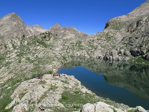Randonnée 2 jours Mercantour - Argentera