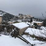 Neige à Aspremont